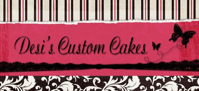 Desi's Custom Cakes