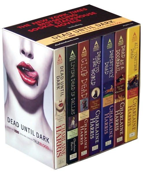 Charlaine Harris - The Sookie Stackhouse Novels True%2Bblood
