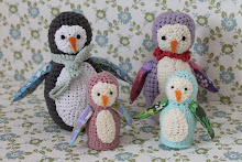 DIY - Pingvinfamilie