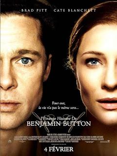 L'Étrange Histoire de Benjamin Button - Affiche