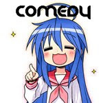 Female Martial arts Comedy anime