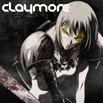Female Fantasy Action Claymore anime genre