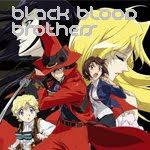 Black Blood Brothers anime