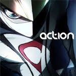 action anime
