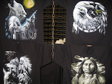 Black Native T-shirt