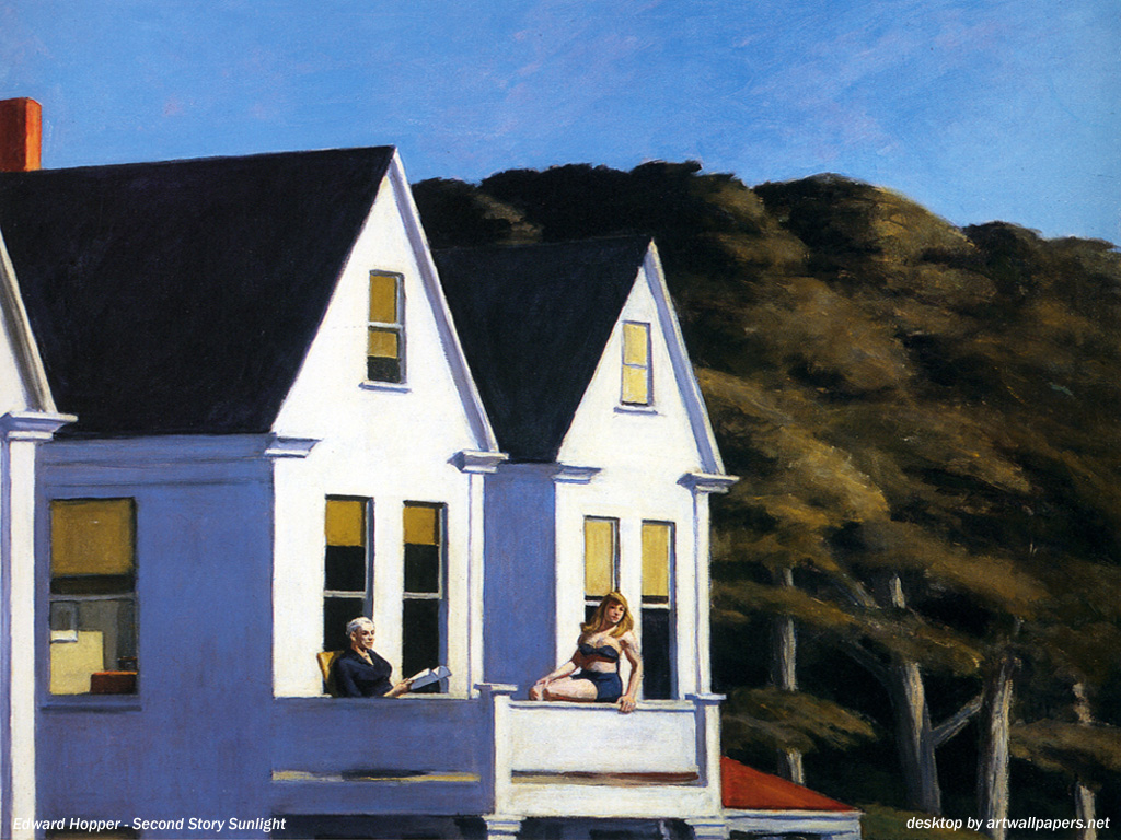 edward hopper Discover edward hopper famous and rare quotes share edward hopper quotations about art, painting and house if you could say it in words there.