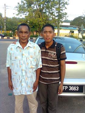 My Dad & I.....