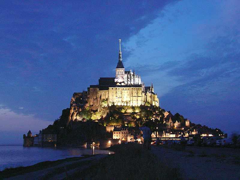 Mont Saint-Michel France  city images : mont saint michel france