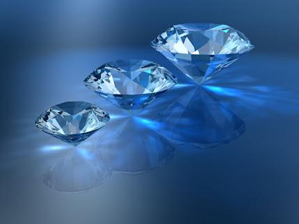 Berlian Biru