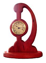 Bloodwood Clock