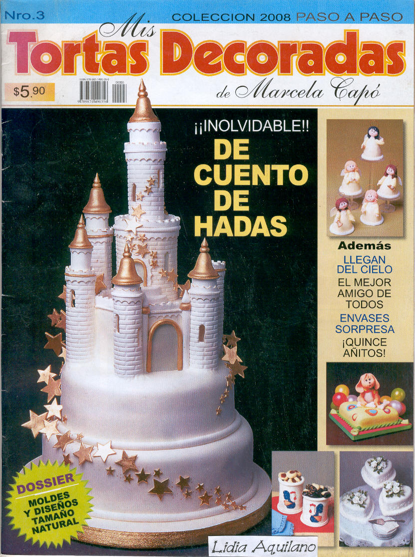 Utilisima Decoracion De Tortas – Cebril.com