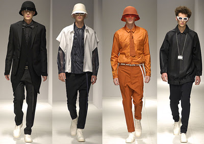 Fashion Trends on Hip Hop  Inspired Fashion By Giuliano Fujiwara Fall 2008