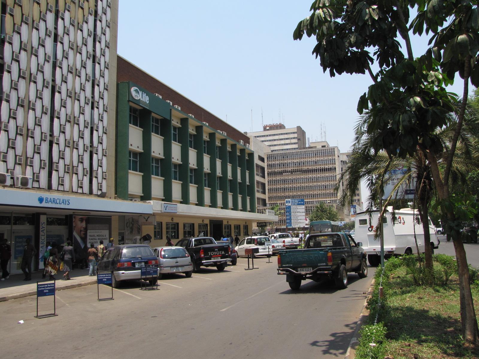 Lusaka Zambia  city photos gallery : Lusaka, Zambia