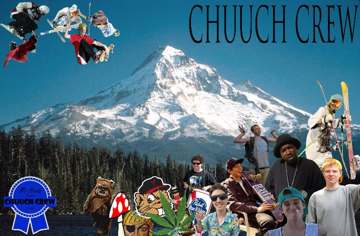 Chuuch Crew Media