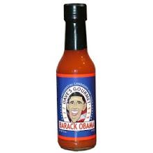 Barack Obama Hot Sauce