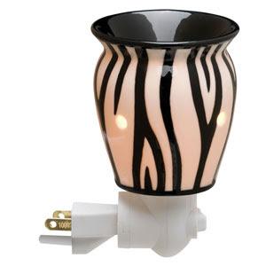 Zebra Scentsy Plug-in Warmer