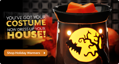 Buy Scentsy Fright Night Fullsize Warmer and other Holiday Warmers now