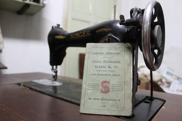 Mesin Jahit Singer 1920