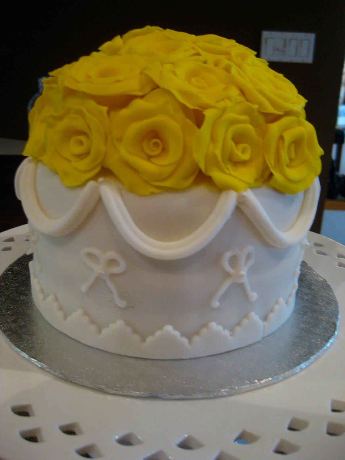 ROXIECAKES Vancouver 30th Anniversary Cake
