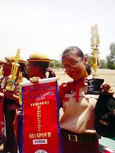 JUARA HARAPAN II LOMBA GIAT GALANG DAN GEMBIRA (LG3) TINGKAT KABUPATEN KARAWANG  TAHUN 2009