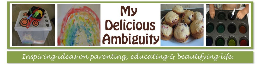 My Delicious Ambiguity