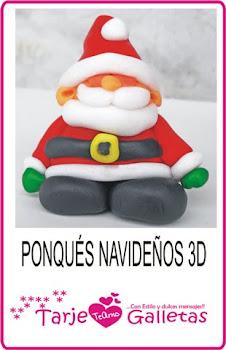 PONQUÉS 3D NAVIDEÑOS...
