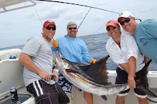 Sail Fish 4-18-2010 Cal Haupt, Jamie, Chad, Matt