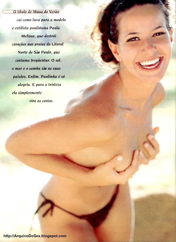 Paula Melissa Tem Uma Bunda Fenomenal E Uns Peitos Deliciosos