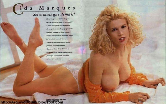 Cida Marques Playboy
