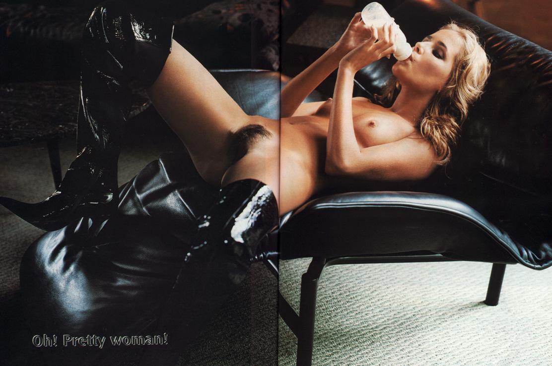 Deborah Secco Na Playboy Antes De Colocar O Silicone Bem Mais Magrinha