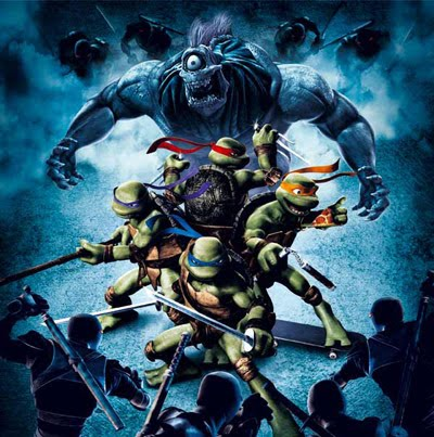 Michael  Ninja Turtles on Paramount Pictures Y Nickelodeon Acordaron Con Michael Bay Y Sus