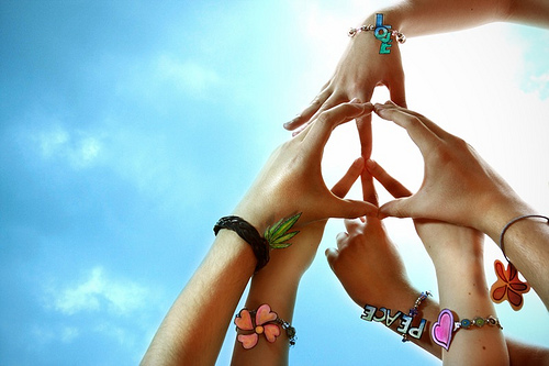 Love and Peace for ALL