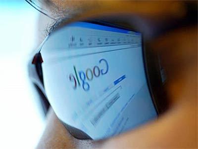 Google Glasses on Me Joga No Google Me Chama De Pesquisa E Me Diz Que Sou Tudo Que Voce