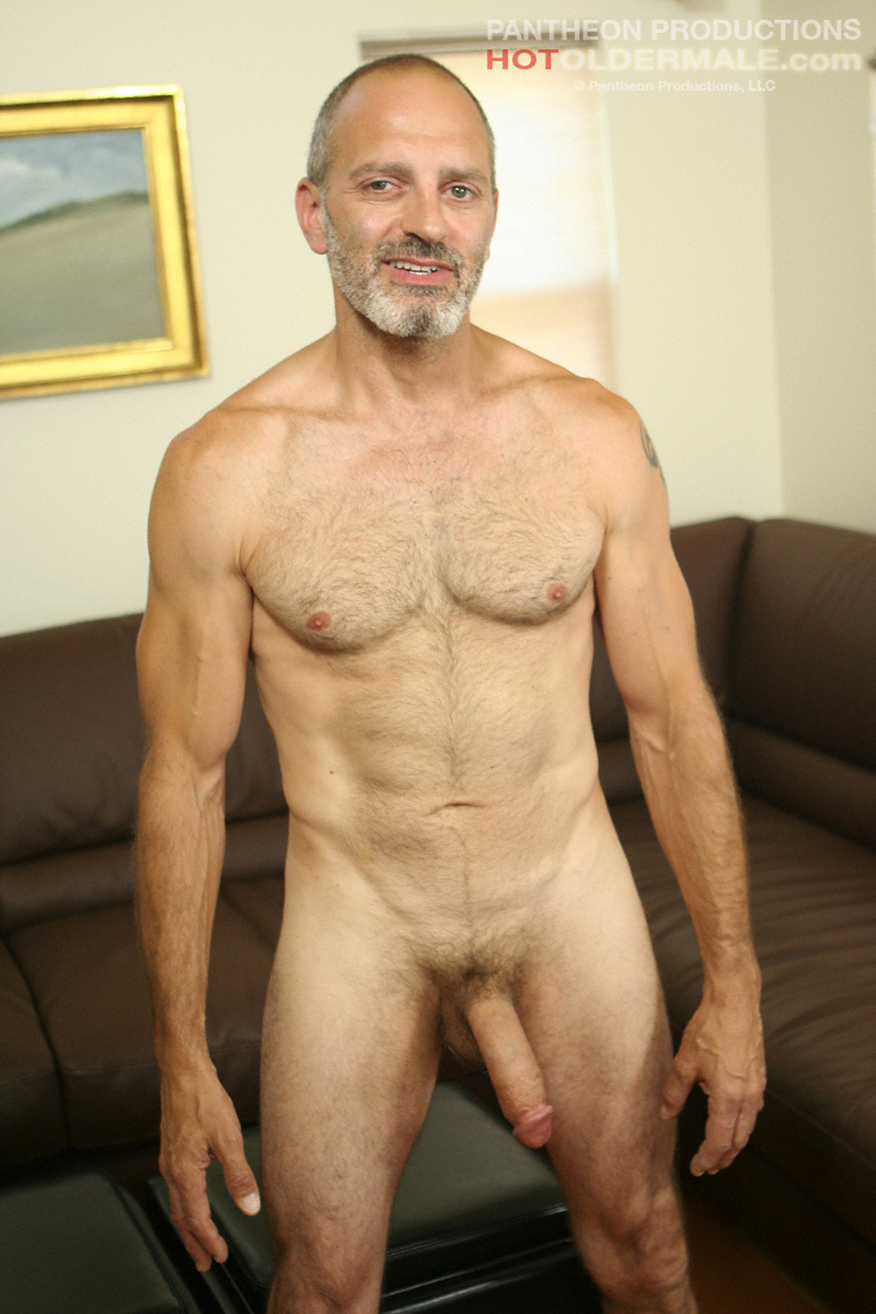 hot older male