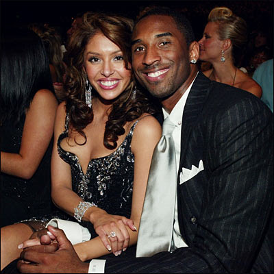 kobe bryant wedding pictures