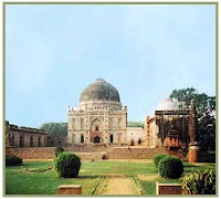 lodi's tomb-india travel guide-delhi india