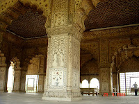 red fort-lal qila- delhi india-india travel guide