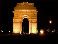 india gate-delhi india-famous places in india