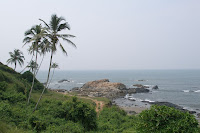 vagator beach- beaches in goa- famous places in india
