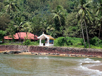 baga beach-goa beach- travelling to india