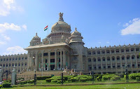Bangalore trip- famous places in india- vidhan soudha