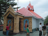 jakhoo hill shimla- shimla vacation- famous places in india