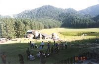 Khajjar- dalhousie himachal- tourism places in india