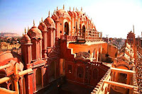 Hawa mahal- Jaipur forts- jaipur palaces- Tourism places in india
