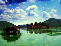 Jal Mahal- Jaipur palaces, jaipur forts- Travelling to India