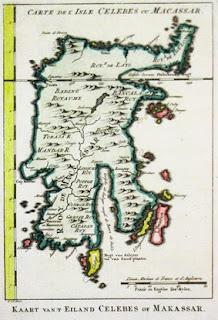 Sulawesi - Pulau besi