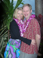 Ann and Hal in  Hawaii......