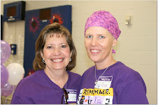 Linda and I at Relay For Life