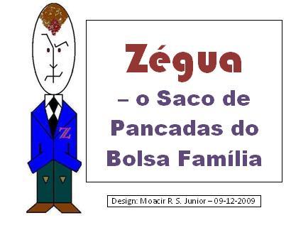 Apresentando o senhor ZÉGUA