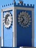 INservible Reloj Palacio Comuna PANista Tenabo. 22ene2011